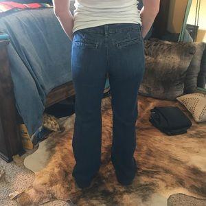 Gap trouser style jeans